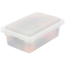 FG351000WHT Rubbermaid 3510-00 White Lid 18 x 12