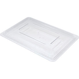 FG331000CLR Rubbermaid 3310-00 Clear Lid 18 x 12