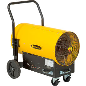 FES45483 TPI Fostoria Salamander Heater Portable Electric FES-4548-3 - 45KW 480V 3 Phase Yellow