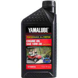 yamaha lub10w30 yamalube® 10w-30 oil, 1 quart-32oz performance all-purpose engine oil Yamaha LUB10W30 YAMALUBE® 10W-30 Oil, 1 Quart-32oz PERFORMANCE ALL-PURPOSE Engine Oil