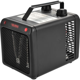 PH-937 Portable Heater With Adjustable Thermostat 1500/1000W Steel