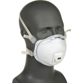 70070708998 3M; 8212 N95 Disposable Particulate Welding Respirator, w/Faceseal, 10/Box