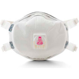 70070757474 3M; 8293 P100 Disposable Particulate Respirator, w/Cool Flow; Valve, 20/Case