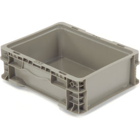global industrial™ straight wall container solid - stackable nrso1215-05 - 12 x 15 x 5 Global Industrial™ Straight Wall Container Solid - Stackable NRSO1215-05 - 12 x 15 x 5