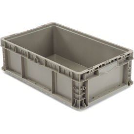 global industrial™ straight wall container solid - stackable nrso2415-07 - 24 x 15 x 7-1/2 Global Industrial™ Straight Wall Container Solid - Stackable NRSO2415-07 - 24 x 15 x 7-1/2