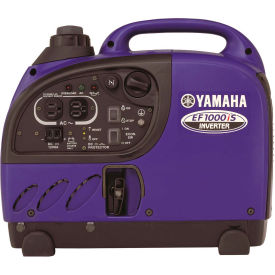 yamaha inverter generator w/ recoil start, gasoline, 900 rated Yamaha Inverter Generator W/ Recoil Start, Gasoline, 1000 Watts