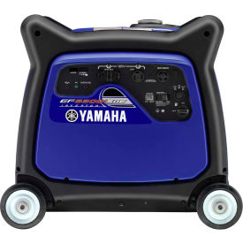 yamaha™ portable inverter generator w/ electric start, gasoline, 5500 watts Yamaha™ Portable Inverter Generator W/ Electric Start, Gasoline, 5500 Watts