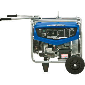yamaha™ portable generator w/ electric/recoil start, gasoline, 4500 rated watts Yamaha™ Portable Generator W/ Electric/Recoil Start, Gasoline, 4500 Rated Watts