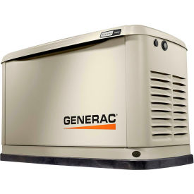 Generac? Guardian 18kW 120/240V 1 Phase Air-Cooled Standby Generator, NG/LP, WiFi Enabled