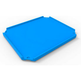 "bonar plastics polar insulated box lid for pb660 - 49""l x 41""w x 3""h, blue Bonar Plastics Polar Insulated Box Lid for PB660 - 49""L x 41""W x 3""H, Blue"