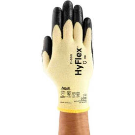 205576 HyFlex; Cut Resistant Nitrile Coated Gloves, Ansell 11-500-8, 1-Pair