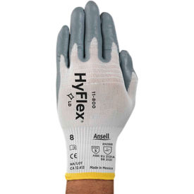 205569 HyFlex; Foam Nitrile Coated Gloves, Ansell 11-800-6, 1-Pair