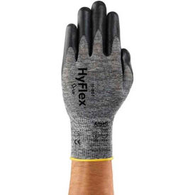 11-801-9 Hyflex; Foam Nitrile Coated Gloves, Ansell 11-801-9, 1-Pair