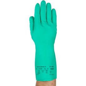 117076 Sol-Vex; Unsupported Nitrile Gloves, Ansell 37-145-10, 1-Pair