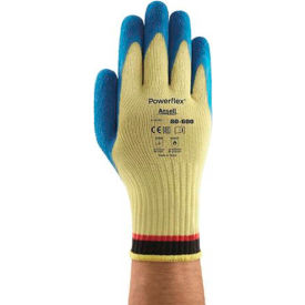 288816 PowerFlex; Cut Reisistant Gloves, Ansell 80-600-8, 1-Pair