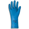 113683 Ansell 88-356 VersaTouch; Natural Blue Chemical Resistant Gloves, Size 10, 1 Pair