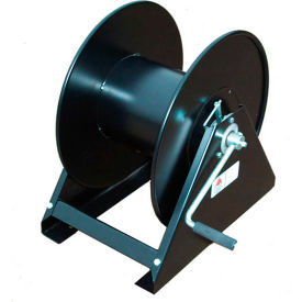 "air systems international 100 manual rewind hose reel for 3/8"" breathing air hose, no hose, hr-100m"