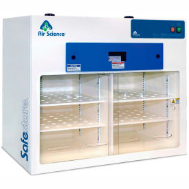 "air science® 34s safestore™ vented chemical storage cabinet, 34""w x 20""d x 29""h Air Science® 34S Safestore™ Vented Chemical Storage Cabinet, 34""W x 20""D x 29""H"