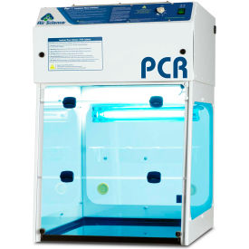 "air science® pcr-24 purair® pcr laminar flow cabinet, 24""w x 24""d x 35""h Air Science® PCR-24 Purair® PCR Laminar Flow Cabinet, 24""W x 24""D x 35""H"