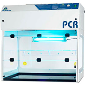 "air science® pcr-36 purair® pcr laminar flow cabinet, 36""w x 24""d x 35""h Air Science® PCR-36 Purair® PCR Laminar Flow Cabinet, 36""W x 24""D x 35""H"