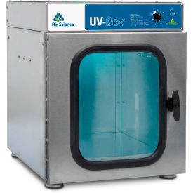 "air science® uvb-15 uv-box™ benchtop decontamination chamber, 15.25""w x 20.5""d x 19""h Air Science® UVB-15 UV-Box™ Benchtop Decontamination Chamber, 15.25""W x 20.5""D x 19""H"