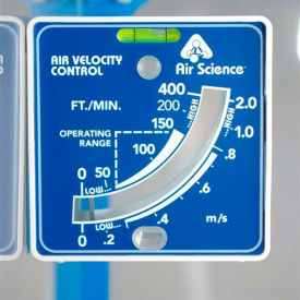 "air science® velometer air velocity meter, 5""w x 2""d x 5""h Air Science® VELOMETER Air Velocity Meter, 5""W x 2""D x 5""H"