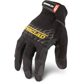 ironclad bhg-04-l box handler™ gloves, 1 pair, large, black Ironclad BHG-04-L Box Handler™ Gloves, 1 Pair, Large, Black