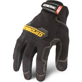 ironclad gug-04-l general utility® spandex gloves, 1 pair, black, large Ironclad GUG-04-L General Utility® Spandex Gloves, 1 Pair, Black, Large