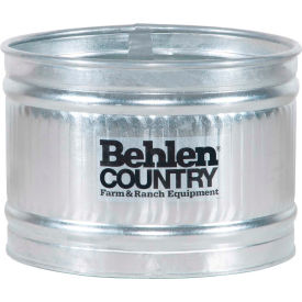 behlen country steel stock tank 50130118 round approximately 80 gallon