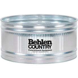 behlen country steel stock tank 50130128 round approximately 150 gallon