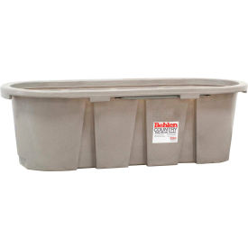 behlen country poly stock tank 52112027gt 2x2x6 round end 150 gallon
