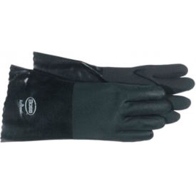 jersey lined black pvc coated gloves, boss 1sp0712, 1-pair Jersey Lined Black Pvc Coated Gloves, Boss 1sp0712, 1-Pair