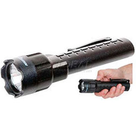 XPP-5420B NightStick; XPP-5420B Safety-Approved LED Flashlight, 140 Lumens, Black