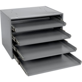 303B-15.75-95 Durham Heavy Duty Bearing Rack 303B-15.75-95 - For Large Compartment Boxes - Fits Four Boxes