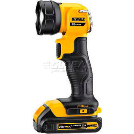 DCL040 DeWALT; Lithium Ion LED Work Light, DCL040, LED bulb, 20VMAX* (Bare Tool)