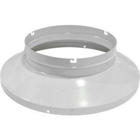 "16"" single duct adapter for heatstar hsp500id heaters 16"" Single Duct Adapter For Heatstar HSP500ID Heaters"