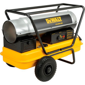 DXH135HD DeWALT; Heavy Duty Forced Air Kerosene Heater DXH135HD 135,000 BTU