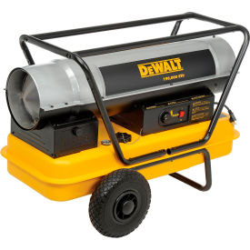 DXH190HD DeWALT; Heavy Duty Forced Air Kerosene Heater DXH190HD 190,000 BTU