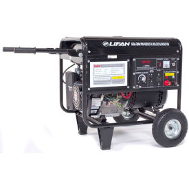 lifan power usa axq1-200a, 4000 watts, welder/generator combo, gasoline, electric/recoil start, 120v Lifan Power USA AXQ1-200A, 4000 Watts, Welder/Generator Combo, Gasoline, Electric/Recoil Start, 120V