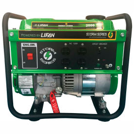 lifan power usa es2000-ca, 1600 watts, portable generator, gasoline, recoil start, 120v Lifan Power USA ES2000-CA, 1600 Watts, Portable Generator, Gasoline, Recoil Start, 120V