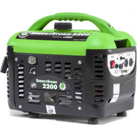 lifan power usa es2200sc, 1800 watts, portable generator, gasoline, recoil start, 120v Lifan Power USA ES2200SC, 1800 Watts, Portable Generator, Gasoline, Recoil Start, 120V