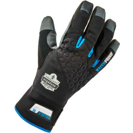 17372 Ergodyne; ProFlex; 817WP Thermal Waterproof Utility Gloves, Black, Small