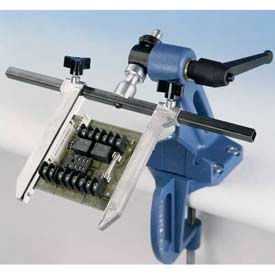 jerry-rig™ universal work positioner (jr100) w/pcb  holder spring loaded & steel clamp Jerry-Rig™ Universal Work Positioner (JR100) w/PCB  Holder Spring Loaded & Steel Clamp