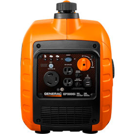 generac® portable inverter generator w/ recoil start, gasoline, 2300 rated watts Generac® Portable Inverter Generator W/ Recoil Start, Gasoline, 2300 Rated Watts