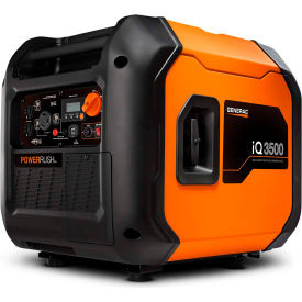 generac® portable inverter generator w/ electric/recoil start, gasoline, 3500 rated watts Generac® Portable Inverter Generator W/ Electric/Recoil Start, Gasoline, 3500 Rated Watts
