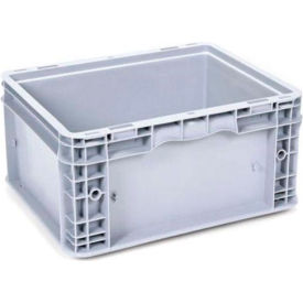 "georg utz small load container (slc) 50-1512-75-0 - 15""l x 12""w x 7-1/2""h, silver grey Georg UTZ Small Load Container (SLC) 50-1512-75-0 - 15""L x 12""W x 7-1/2""H, Silver Grey"