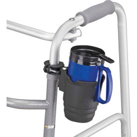 DMI® Universal Beverage Cup Holder for Wheelchair or Walker