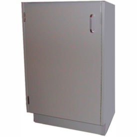 "hemco® base cabinet, 24""w x 22""d x 35-1/4""h, 1 door, white HEMCO® Base Cabinet, 24""W x 22""D x 35-1/4""H, 1 Door, White"