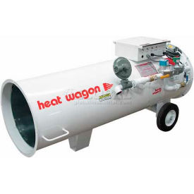 heat wagon direct fired dual fuel heater 950h - 950k btu Heat Wagon Direct Fired Dual Fuel Heater 950H - 950K BTU