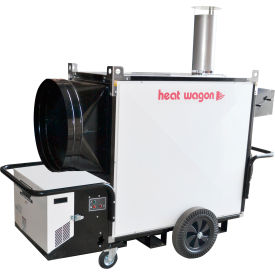 heat wagon indirect fired dual fuel gas heater - 600k btu 120v ductable Heat Wagon Indirect Fired Dual Fuel Gas Heater - 600K BTU 120V Ductable